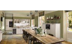 Kitchen Classic - Matte lacquer - Scarlett