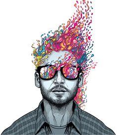 Colores en tu mente