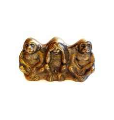 Brass Monkeys / See, Hear, Speak No Evil