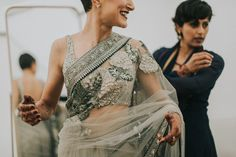 Not seen too many brides wearing Sabyasachi Sarees? Check out 8 gorgeous real brides who opted to wear a wedding saree instead of a lehenga. Sabyasachi Sarees Price, Lehenga, Desi Bride, Bride Look, Bollywood Saree, Bollywood Fashion, Indian Bridal Fashion, Saree Blouse Designs, Saree Wedding