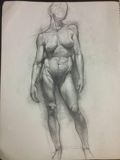 Sabin Howard Sculpture: Daniel Maidman's New Article on Sabin Howard Figure Drawings