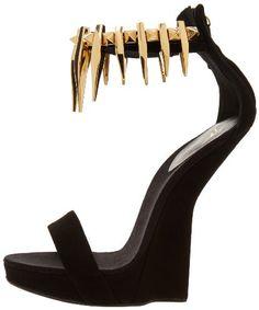 Amazon.com: Giuseppe Zanotti Women's I30033 Sandal: Shoes