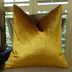 Lumiere Double Sided Throw Pillow