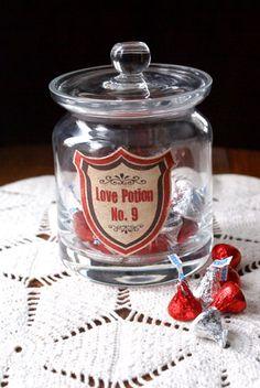 Pottery Barn Inspired Pharmacy Jar