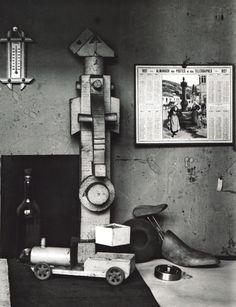 André Kertész 27 Corner of Fernand Léger's Studio