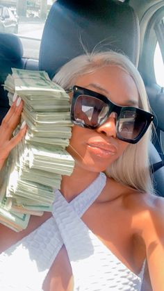 "ICON on Twitter: ""🖤… "" How To Get Money, Make Money Online, Sunglasses For Your Face Shape, Fille Gangsta, Money Girl, Mo Money, Thug Girl, Money On My Mind, Gangster Girl"