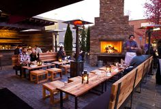 seattle outdoor dining - Google Search