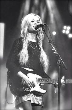 She's incredible :)