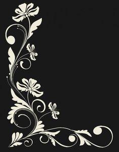 flowers wall sticker 2