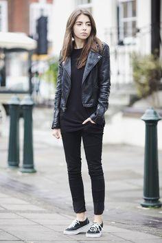 Shop this look on Kaleidoscope (jacket, jeans, sneakers) http://kalei.do/XI0YW02jLmiTE1Zz