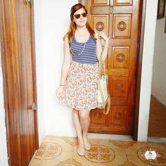 Look de Casal: Listras e Racha Cuca