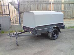 Blackburn Trailers specializes in all aspects of trailers in Melbourne. We sell Covered Canvas and weatherproof top Trailers in Melbourne, Australia. Covered Trailers, Motorcycle Trailer, Utility Trailer, Trailers For Sale, Cover Design, Melbourne, Custom Design, Canvas, Outdoor Decor