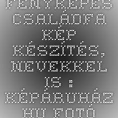 Fényképes családfa kép készítés, nevekkel is : KÉPÁRUHÁZ.HU - FOTÓBÓL is