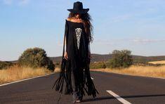 Hippy Heart. Angela Rozas, madame de rosa fashion blogger
