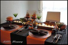 おはようございます♪明日はハロウィンですね♪ハロウィンの時期になると、なぜかウキウキするのでテーブルコーデをするのが毎年の恒例となっております♪今年はハロ...