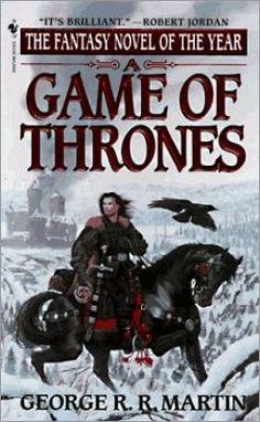 Winter is Coming! The best books I have read ever and cannot wait for the rest of the books and am enjoying the series over and over. But the books are still better.