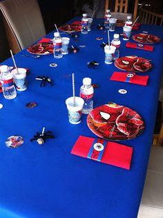 81 Meilleures Images Du Tableau Party Spiderman Spiderman