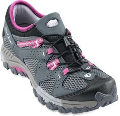 Women's Pearl Izumi Cycling Shoes - Made for mountain biking but great for Spinning.