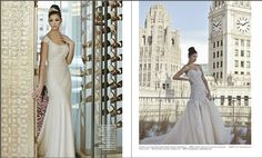 ChicagoStyle Weddings Magazine Photo and Styling: Carasco Photography http://www.carascophoto.com/weddings/chicagostyle-weddings-editorial-shoot-at-trump-hotel-chicago/ Complete look provided by Doris Bridal Boutique