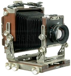Ebony SV45Ti 5x4 Large Format Camera