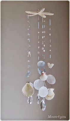 50-DIY-Ideas-with-sea-shells-36.jpg (372×640)