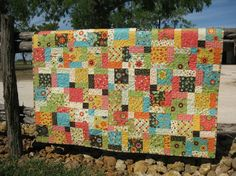 patchwork - Click image to find more DIY & Crafts Pinterest pins