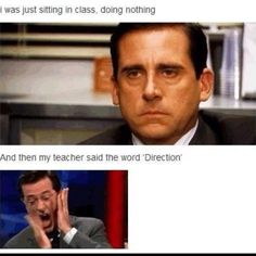hahaha math class when we were learning about direction and magnitude(: @jessicamciff