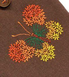 Items similar to iPad Cover, Hand embroidered iPad Sleeve, Padded case, iPad Air 2 sleeve, Handmade iPad case on Etsy – hand embroidery Embroidery Neck Designs, Basic Embroidery Stitches, Hand Embroidery Videos, Hand Embroidery Flowers, Hand Work Embroidery, Simple Embroidery, Hand Embroidery Stitches, Ribbon Embroidery, Beaded Embroidery
