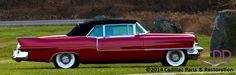 1955 Cadillac Eldorado: restoration by CPR - www.cprforyourcar.com