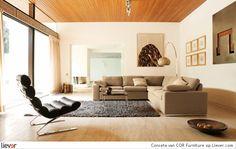 COR Furniture Conseta - COR Furniture fauteuils & bankstellen - foto's & verkoopadressen op Liever interieur