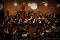 """Salón Auditorio """"Nicolás Casullo"""" - Acto Académico de Colación de Grado de la modalidad a distancia de la Universidad Nacional de Quilmes"""