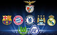 Portal das Análises: Liga dos Campeões: possíveis adversários do SL Benfica