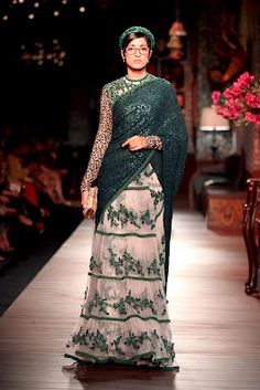 SABYASACHI'S NEW MOON - 2012 Couture Collection