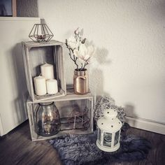 All Details You Need to Know About Home Decoration - Modern Diy Casa, Lanterns, Diy Home Decor, Diy And Crafts, Sweet Home, Bedroom Decor, House Design, Interior Design, Inspiration