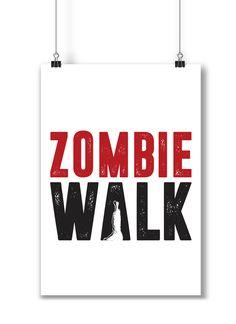 Cape Town Zombie Walk 2016 Logo concept