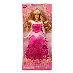 Muñeca clásica Aurora