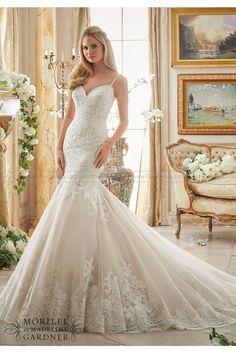 Mori Lee Wedding Dresses Style 2871