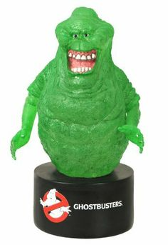 Diamond Select Toys Ghostbusters: Light-Up Slimer Resin Statue by Diamond Select Toys. $49.98. Ships with full-color box with numbered certificate of authenticity matching the base. Limited to 1984 pieces. First in a new line of Diamond Select Ghostbusters collectibles. A Diamond Select Release. Resin statue includes Ghostbusters themed base and light up feature. A Diamond Select Release.  The hit Ghost Busters line expands into higher end collectibles with DST's first ever G...