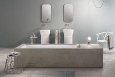 E Commerce Arredo Bagno.124 Fantastiche Immagini Su Vasche Da Bagno Bathroom Bathtub E