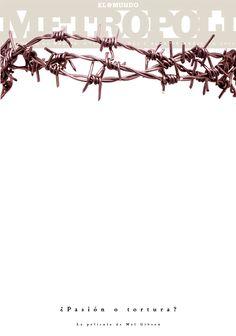 La Pasión de Cristo de Mel Gibson (The Passion of the Christ), 2004. Fotografía de Ángel Becerril.