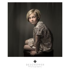 # Portrait # Female # Communie # Look # Photography # Studio # Deschepper # Photo