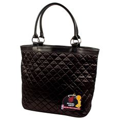 Miami Heat NBA Quilted Tote (CHAMP13)