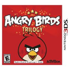Angry Birds Trilogy (Nintendo 3DS). Oct 16, 2012!!!!!!!!!!!!!!!!!!!!!!!!