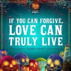Solid wisdom from La Santa Cecilia. Hear them in The Book of Life soundtrack here: http://smarturl.it/bookoflife-ost