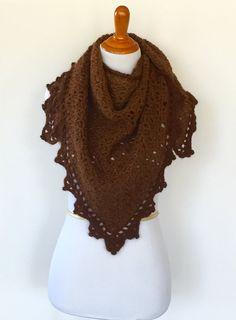 Crochet PATTERN Tria
