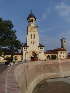 Alba Iulia Fortress San Francisco Ferry, Building, Travel, Romania, Viajes, Buildings, Destinations, Traveling, Trips