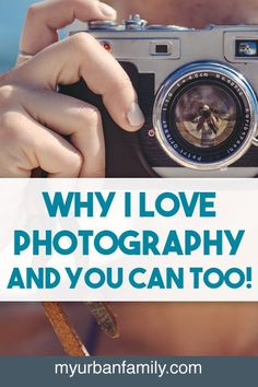 I love all things to do with photography - I could wander with my camera all day long. Find out why.