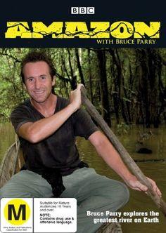 BBC: Амазонка с Брюсом Перри / BBC: Amazon with Bruce Parry (2008 / 6 частей из 6) HDTVRip. documental.su/bbc