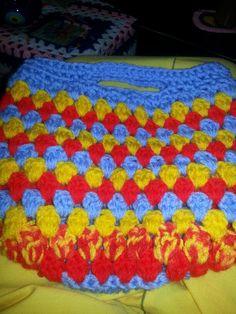 I love crochet  ... thanks for my teacher in YouTube