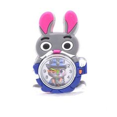 3D Eye Despicable Me minion Cartoon watch Precious Milk Dad Cute Children clock Baby kid Quartz Wrist Watches for Girls Boys